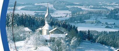 Foto: Ferienregion Böhmerwald / Wander Tour / Winterwanderweg: Glashüttenweg / 14.12.2009 11:53:20