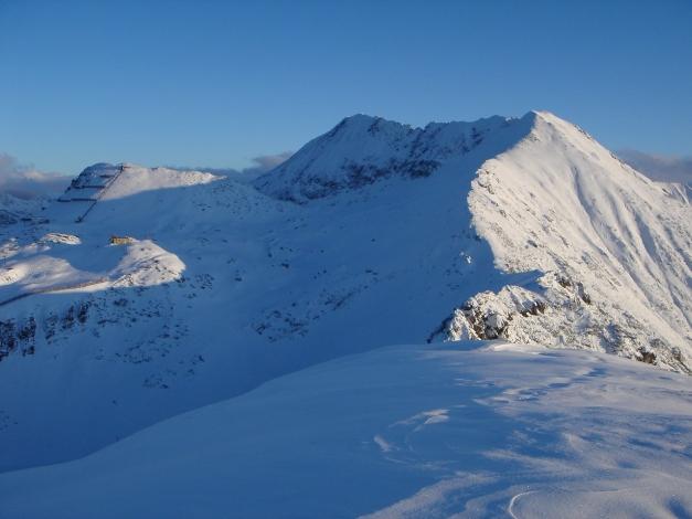 Foto: Manfred Karl / Ski Tour / Von Zauchensee auf das Tagweideck / Gamskogel - Steinfeldspitze - Schwarzkopf / 12.01.2010 20:17:18