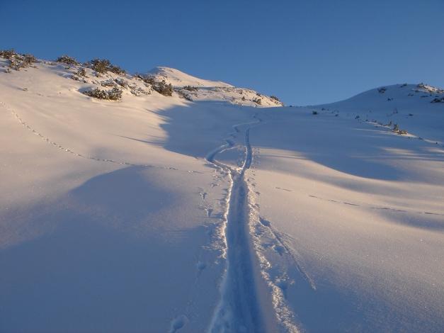 Foto: Manfred Karl / Ski Tour / Von Zauchensee auf das Tagweideck / Tagweideck / 17.12.2009 20:23:32