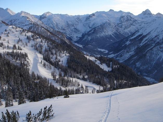 Foto: Manfred Karl / Ski Tour / Von Flachauwinkl auf den Vorderkogel / 26.12.2017 17:33:32