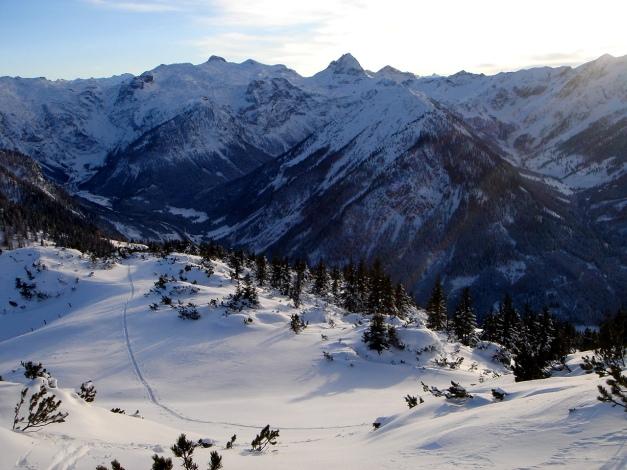 Foto: Manfred Karl / Ski Tour / Von Flachauwinkl auf den Vorderkogel / 26.12.2017 17:33:22