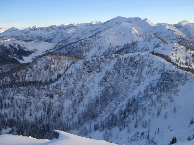 Foto: Manfred Karl / Ski Tour / Von Flachauwinkl auf den Vorderkogel / Zauchenseer Schiberge / 17.12.2009 20:27:06