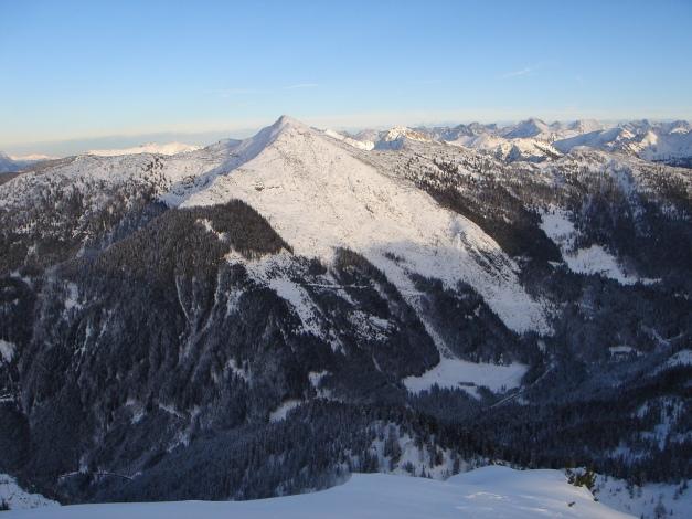 Foto: Manfred Karl / Ski Tour / Von Flachauwinkl auf den Vorderkogel / Strimskogel / 17.12.2009 20:26:42