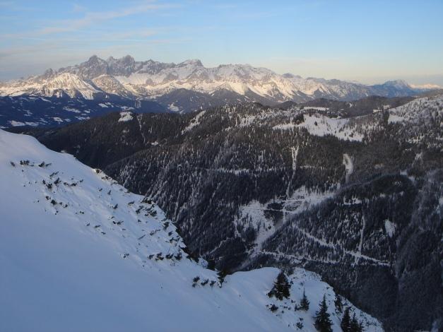 Foto: Manfred Karl / Ski Tour / Von Flachauwinkl auf den Vorderkogel / Dachstein / 17.12.2009 20:26:20