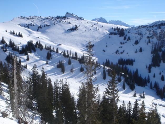 Foto: Manfred Karl / Ski Tour / Hirscheck aus dem Heutal / Peitingköpfl / 20.12.2012 20:55:49