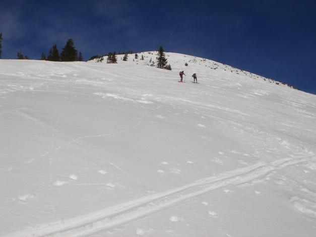 Foto: Manfred Karl / Ski Tour / Hirscheck aus dem Heutal / 20.12.2012 20:55:27