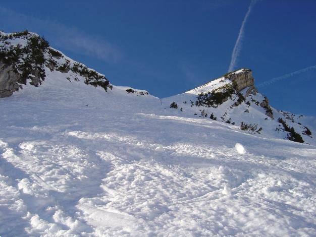 Foto: Manfred Karl / Ski Tour / Hirscheck aus dem Heutal / 20.12.2012 20:54:53