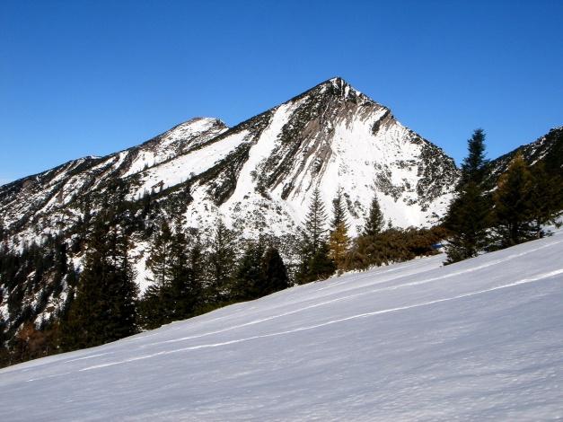 Foto: Manfred Karl / Ski Tour / Hirscheck aus dem Heutal / 20.12.2012 20:51:06