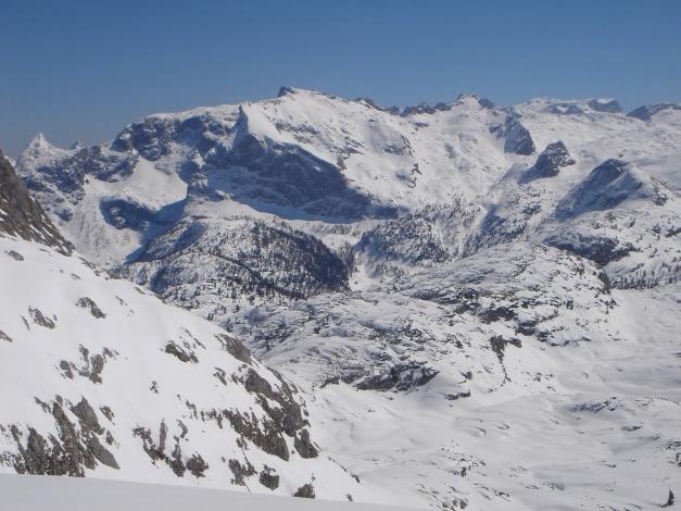 """Foto: Manfred Karl / Ski Tour / Hundstodreib´n """"von hint´ her"""" / Funtenseetauern / 24.12.2009 22:38:00"""