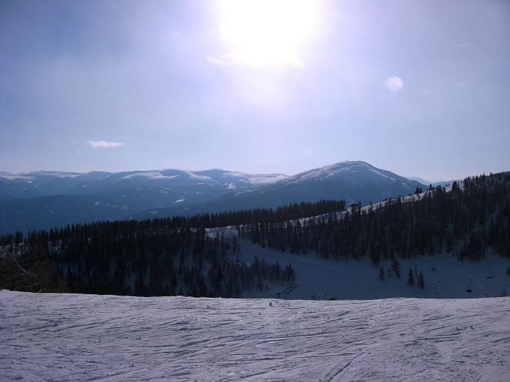 Foto: Andreas Koller / Ski Tour / Lungauer Grattour (2355 m) / Die Nockberge / 22.12.2009 23:55:34