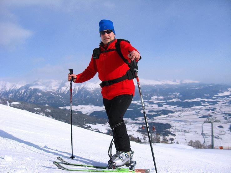 Foto: Andreas Koller / Ski Tour / Lungauer Grattour (2355 m) / 22.12.2009 23:55:26