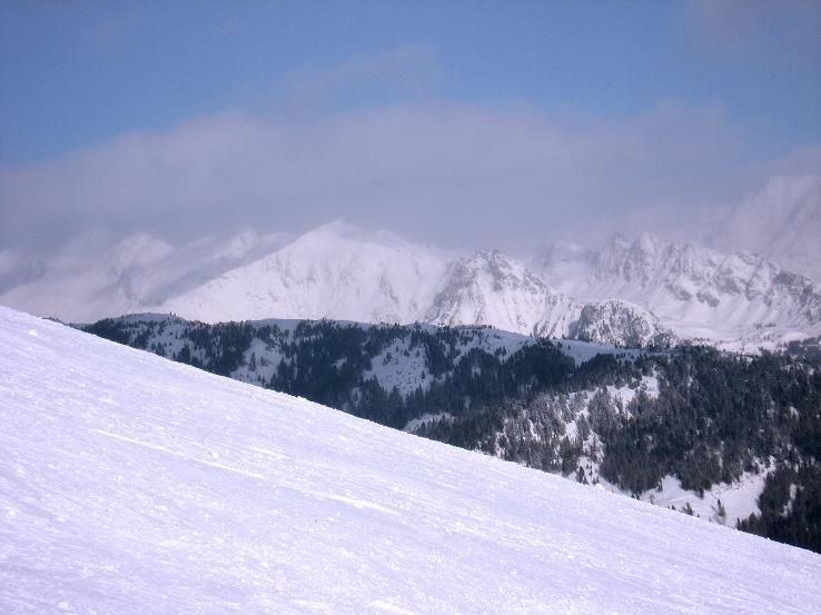 Foto: Andreas Koller / Ski Tour / Lungauer Grattour (2355 m) / Schladminger Tauern / 22.12.2009 23:55:45