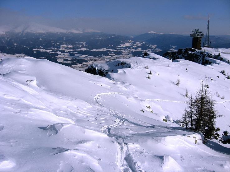 Foto: Andreas Koller / Ski Tour / Lungauer Grattour (2355 m) / 22.12.2009 23:54:18