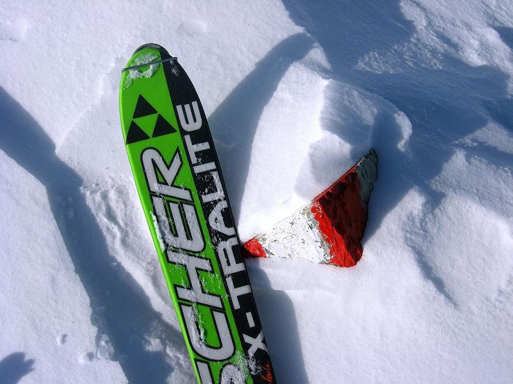 Foto: Andreas Koller / Ski Tour / Lungauer Grattour (2355 m) / 22.12.2009 23:53:54