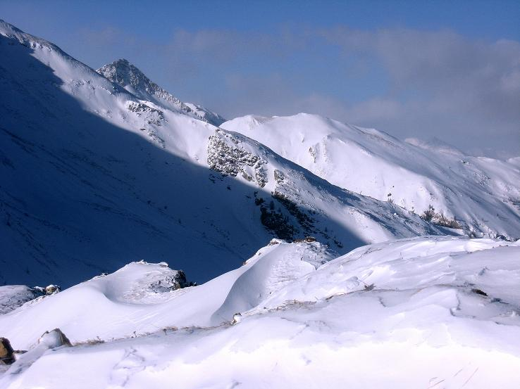 Foto: Andreas Koller / Ski Tour / Lungauer Grattour (2355 m) / 22.12.2009 23:53:07