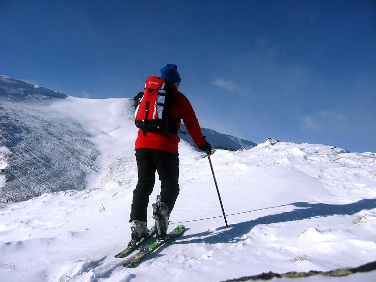 Foto: Andreas Koller / Ski Tour / Lungauer Grattour (2355 m) / 22.12.2009 23:53:00