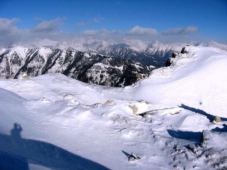 Foto: Andreas Koller / Ski Tour / Lungauer Grattour (2355 m) / 22.12.2009 23:52:44