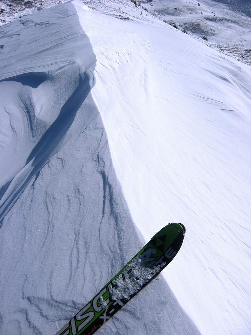 Foto: Andreas Koller / Ski Tour / Lungauer Grattour (2355 m) / 22.12.2009 23:52:36