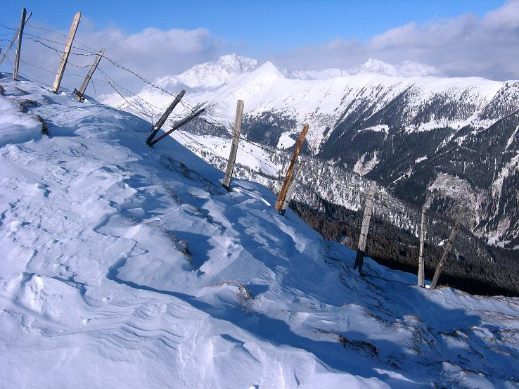 Foto: Andreas Koller / Ski Tour / Lungauer Grattour (2355 m) / 22.12.2009 23:52:28