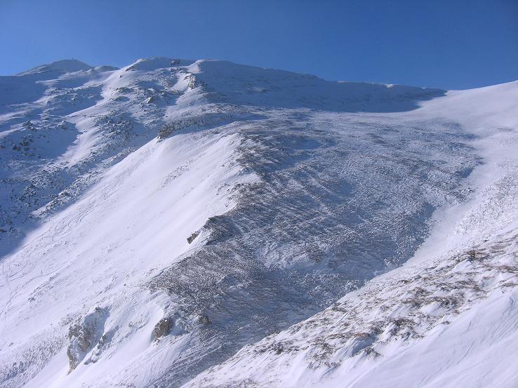Foto: Andreas Koller / Ski Tour / Lungauer Grattour (2355 m) / Speiereck (2411 m) / 22.12.2009 23:52:19
