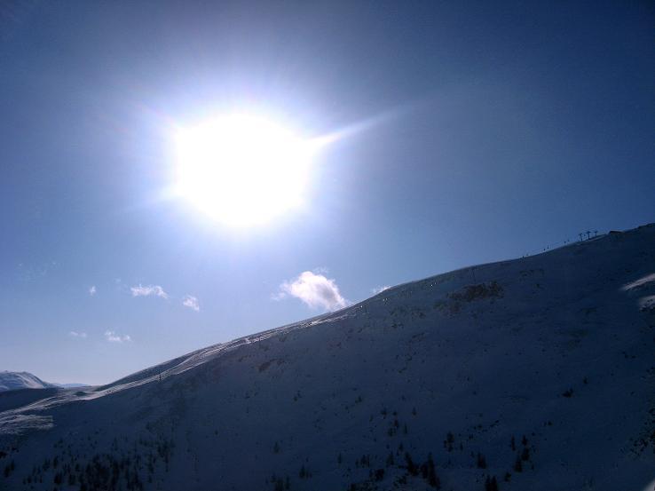 Foto: Andreas Koller / Ski Tour / Lungauer Grattour (2355 m) / 22.12.2009 23:52:00