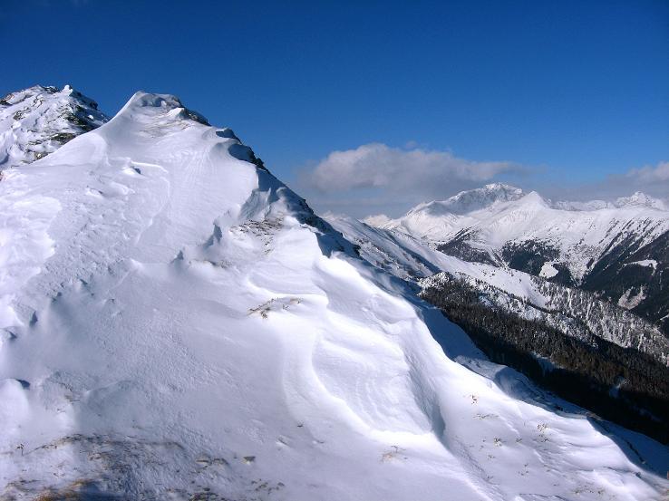 Foto: Andreas Koller / Ski Tour / Lungauer Grattour (2355 m) / 22.12.2009 23:51:44