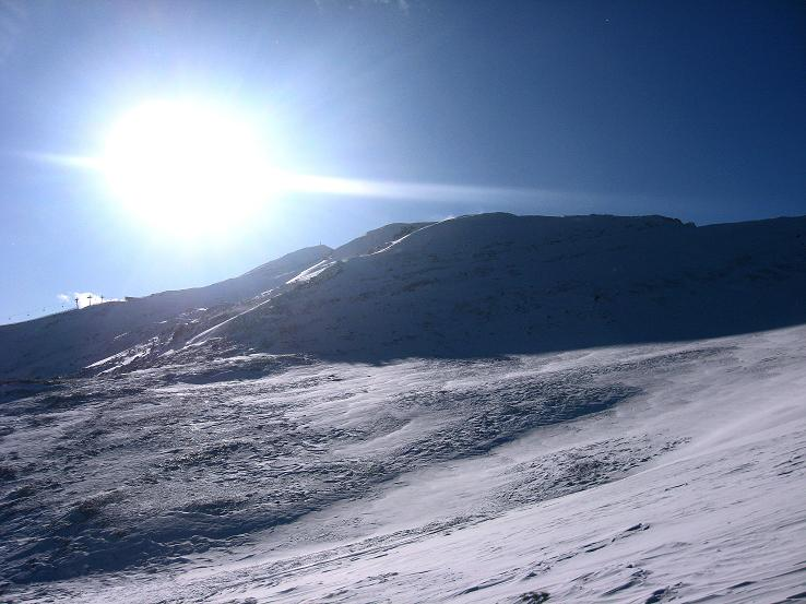 Foto: Andreas Koller / Ski Tour / Lungauer Grattour (2355 m) / 22.12.2009 23:51:15