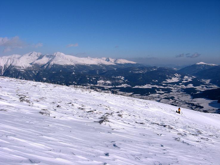 Foto: Andreas Koller / Ski Tour / Lungauer Grattour (2355 m) / 22.12.2009 23:50:59