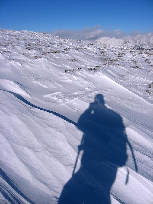 Foto: Andreas Koller / Ski Tour / Lungauer Grattour (2355 m) / 22.12.2009 23:50:51