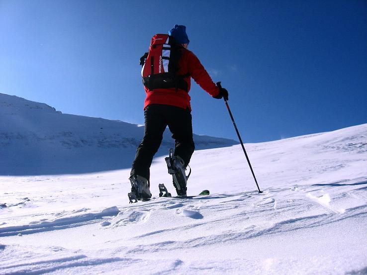 Foto: Andreas Koller / Ski Tour / Lungauer Grattour (2355 m) / 22.12.2009 23:50:44