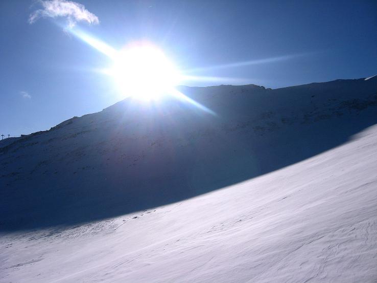 Foto: Andreas Koller / Ski Tour / Lungauer Grattour (2355 m) / 22.12.2009 23:50:37