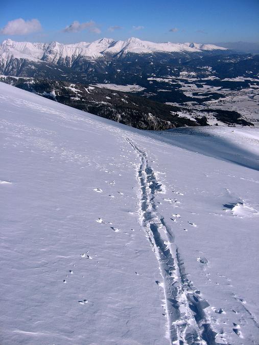 Foto: Andreas Koller / Ski Tour / Lungauer Grattour (2355 m) / 22.12.2009 23:50:28