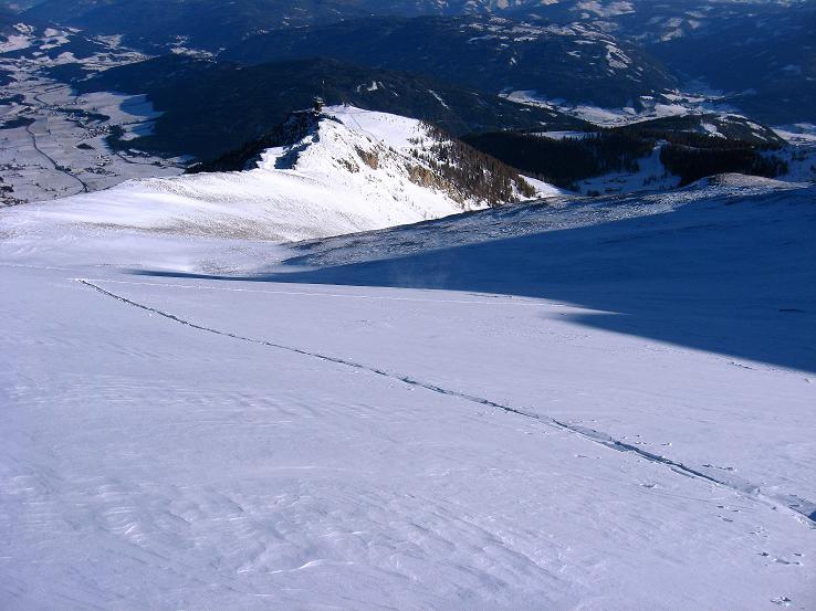 Foto: Andreas Koller / Ski Tour / Lungauer Grattour (2355 m) / 22.12.2009 23:49:53