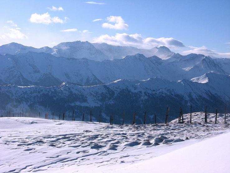Foto: Andreas Koller / Ski Tour / Lungauer Grattour (2355 m) / Die Hohen Tauern / 22.12.2009 23:49:24