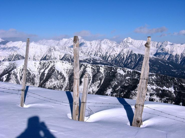Foto: Andreas Koller / Ski Tour / Lungauer Grattour (2355 m) / 22.12.2009 23:47:57