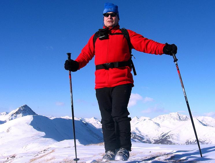 Foto: Andreas Koller / Ski Tour / Lungauer Grattour (2355 m) / 22.12.2009 23:47:50
