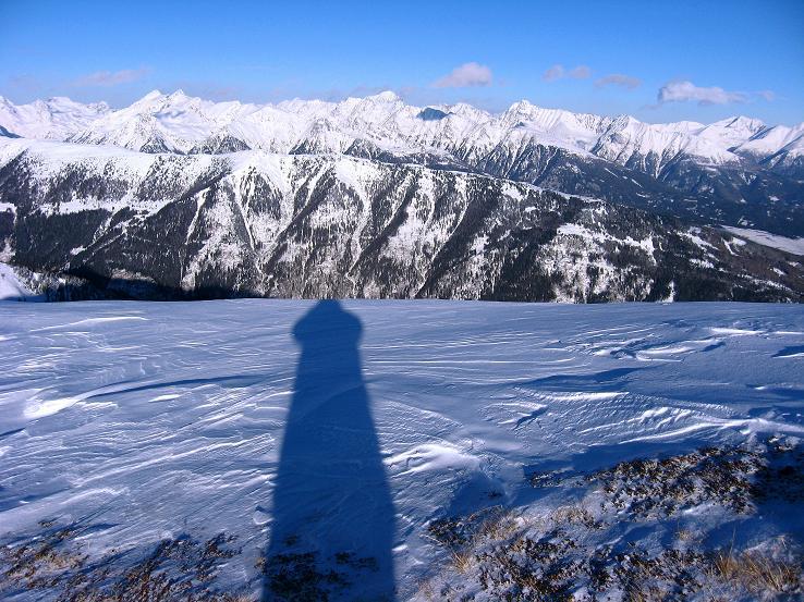 Foto: Andreas Koller / Ski Tour / Lungauer Grattour (2355 m) / Schladminger Tauern / 22.12.2009 23:43:18
