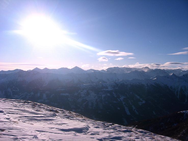 Foto: Andreas Koller / Ski Tour / Lungauer Grattour (2355 m) / 22.12.2009 23:42:08