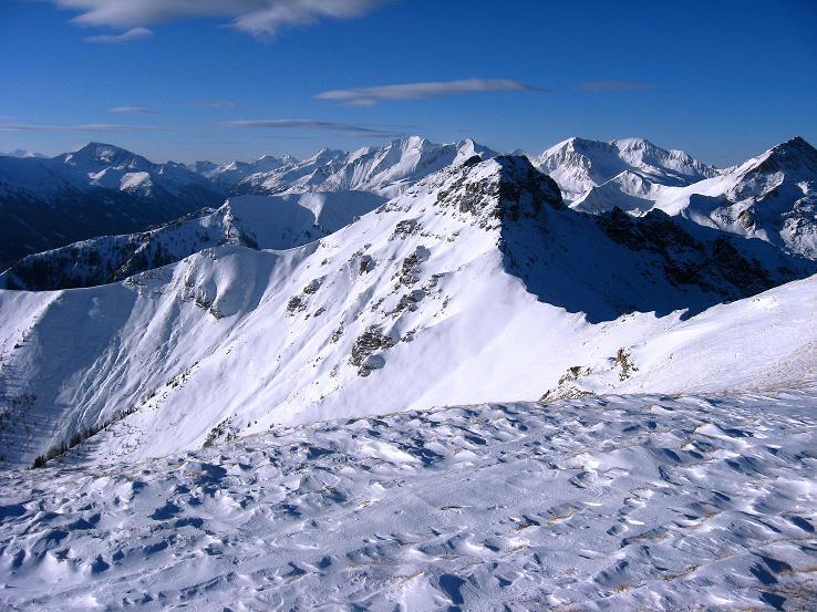 Foto: Andreas Koller / Ski Tour / Lungauer Grattour (2355 m) / 22.12.2009 23:42:00