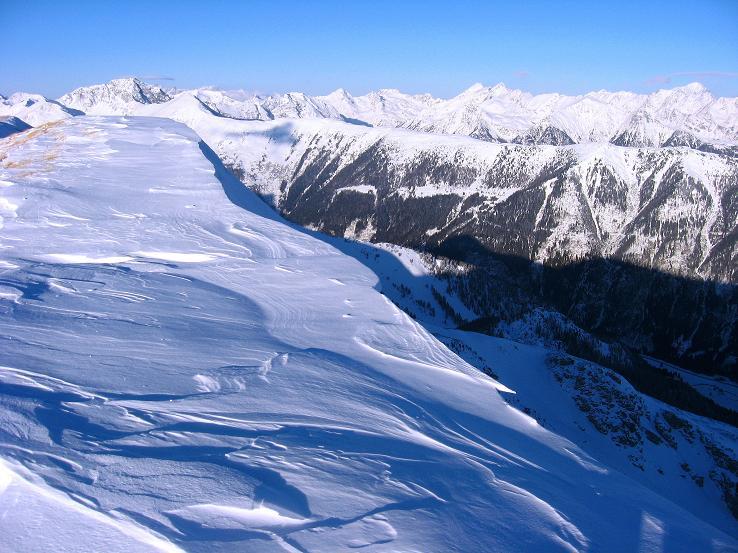 Foto: Andreas Koller / Ski Tour / Lungauer Grattour (2355 m) / 22.12.2009 23:41:41
