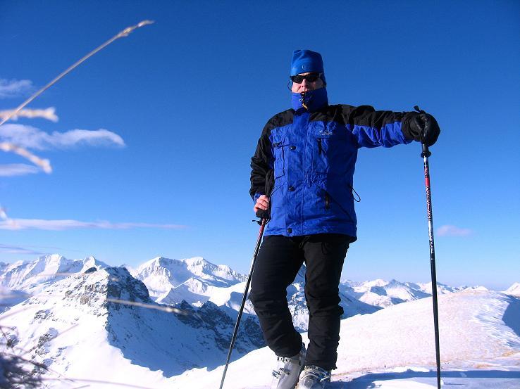 Foto: Andreas Koller / Ski Tour / Lungauer Grattour (2355 m) / 22.12.2009 23:41:32