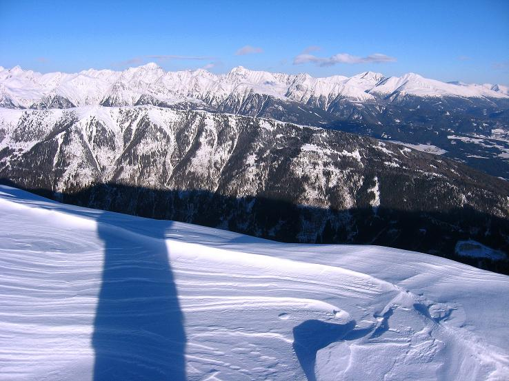 Foto: Andreas Koller / Ski Tour / Lungauer Grattour (2355 m) / Die Schladminger Tauern / 22.12.2009 23:40:37