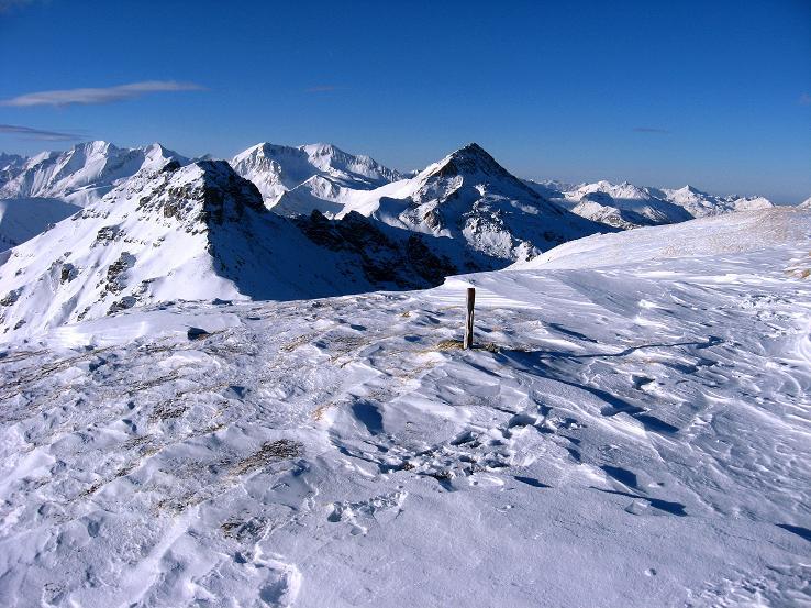 Foto: Andreas Koller / Ski Tour / Lungauer Grattour (2355 m) / 22.12.2009 23:40:20