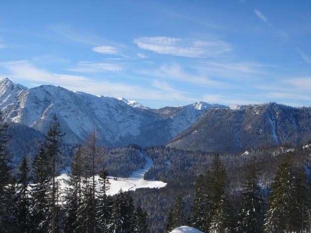 Foto: Manfred Karl / Ski Tour / Von Gerstreit auf das Hirscheck / 25.12.2009 18:26:14