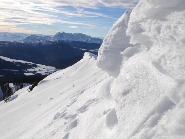 Foto: Manfred Karl / Ski Tour / Wildalphorn / Kaiserblick / 25.12.2009 18:46:10