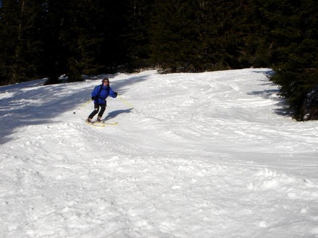Foto: Manfred Karl / Ski Tour / Wildalphorn / 25.12.2009 18:44:42