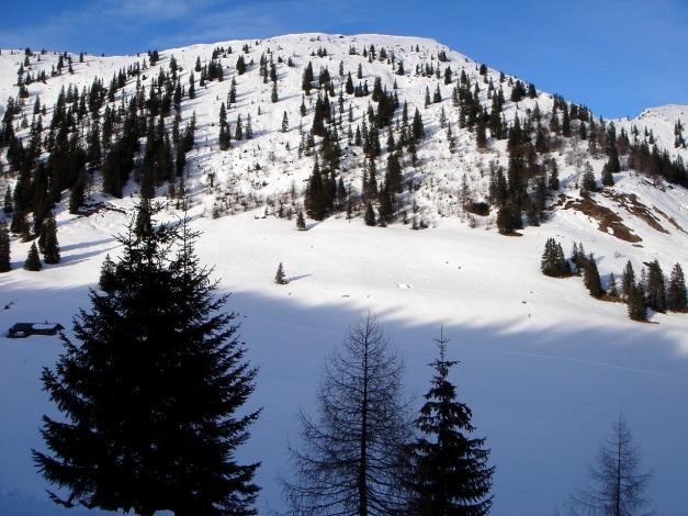 Foto: Manfred Karl / Ski Tour / Wildalphorn / Wildalphorn von Süden / 25.12.2009 18:43:57