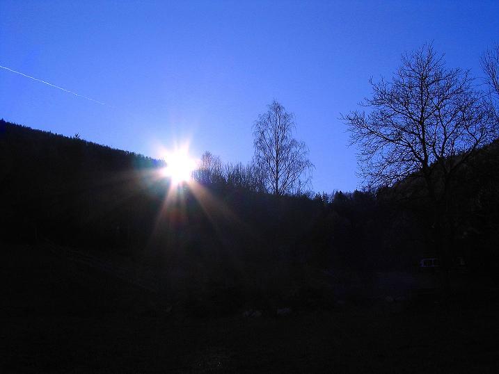 Foto: Andreas Koller / Klettersteigtour / Rudolf-Decker-Steig (720 m) / 27.12.2009 01:55:33