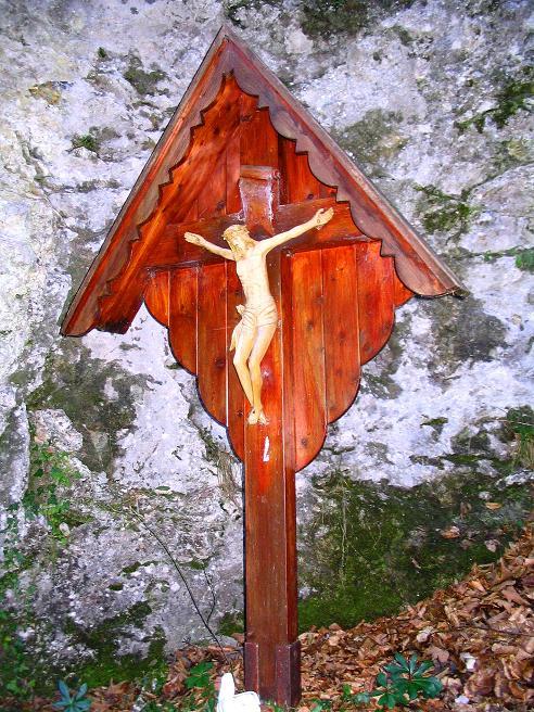 Foto: Andreas Koller / Klettersteigtour / Rudolf-Decker-Steig (720 m) / 27.12.2009 01:55:23