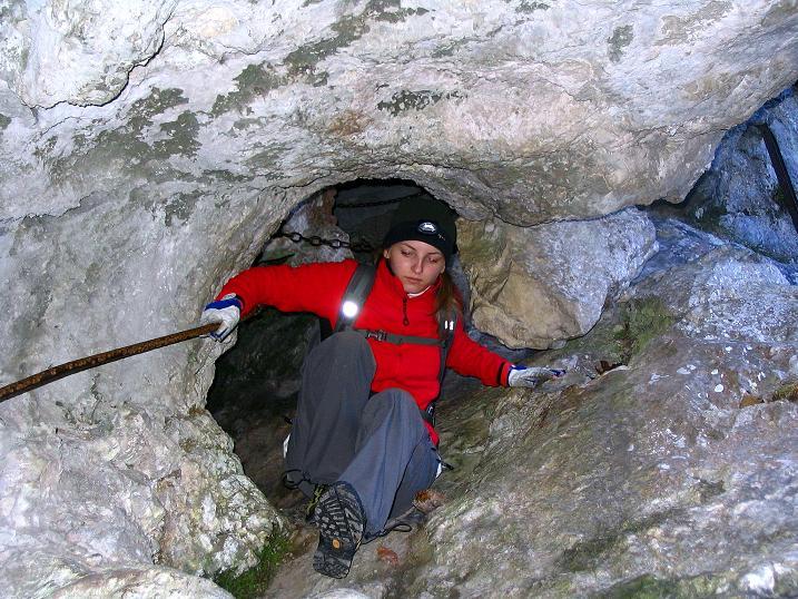 Foto: Andreas Koller / Klettersteigtour / Rudolf-Decker-Steig (720 m) / 27.12.2009 01:50:53